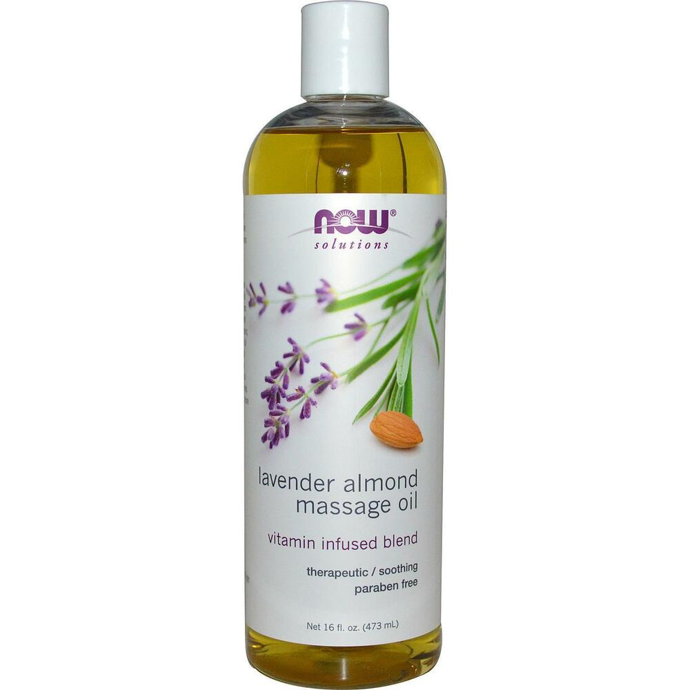 Organic Now Almond Foods Oil