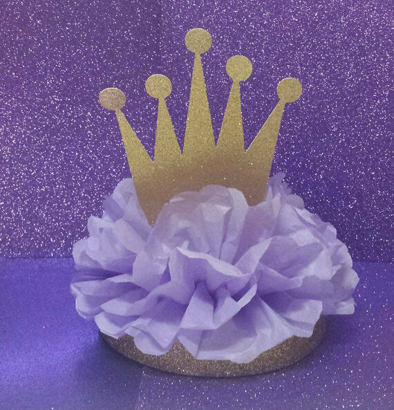 Princess Baby Shower Table Decorations