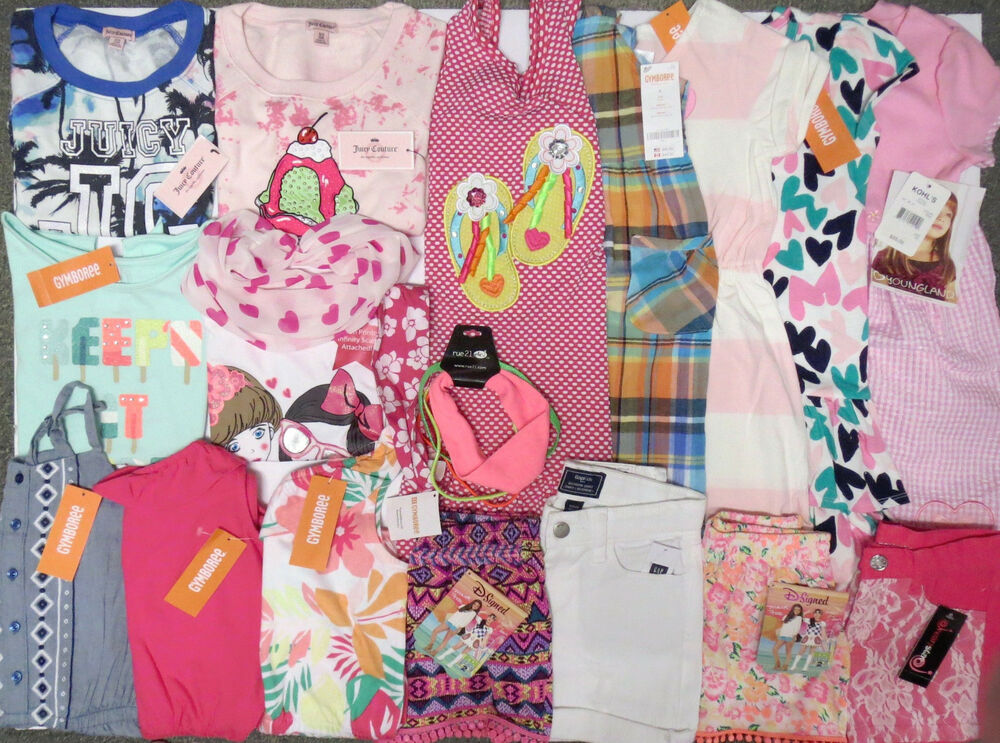 12 Birthday 10 Girl Outfits Size