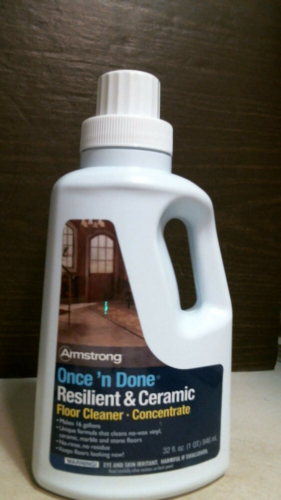 Armstrong No Rinse Floor Cleaner