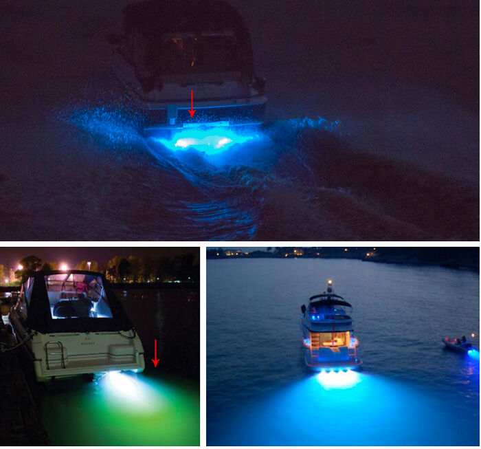 Boat Plug Led Light