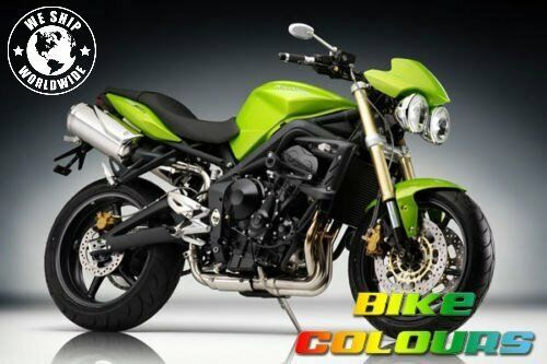 TRIUMPH TOUCH UP PAINT ROULETTE GREEN S TRIPLE TIGER EBay