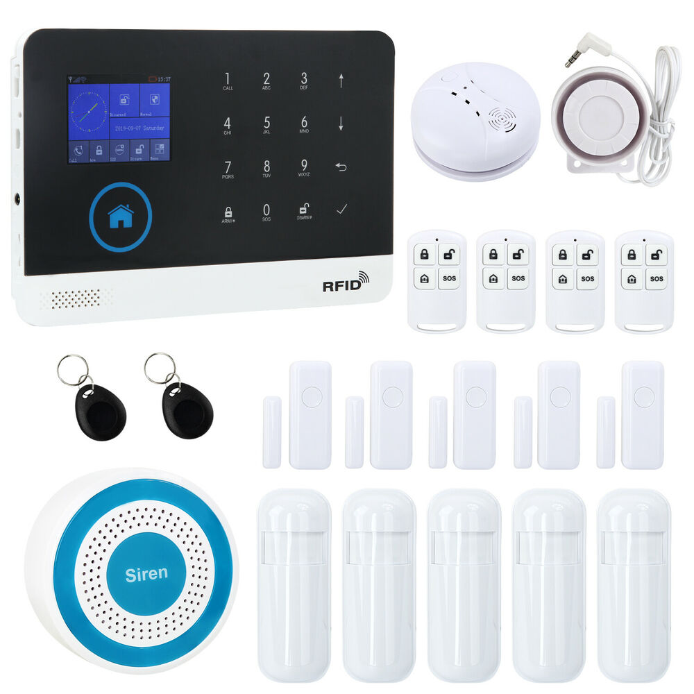 Alarm Home Top Systems
