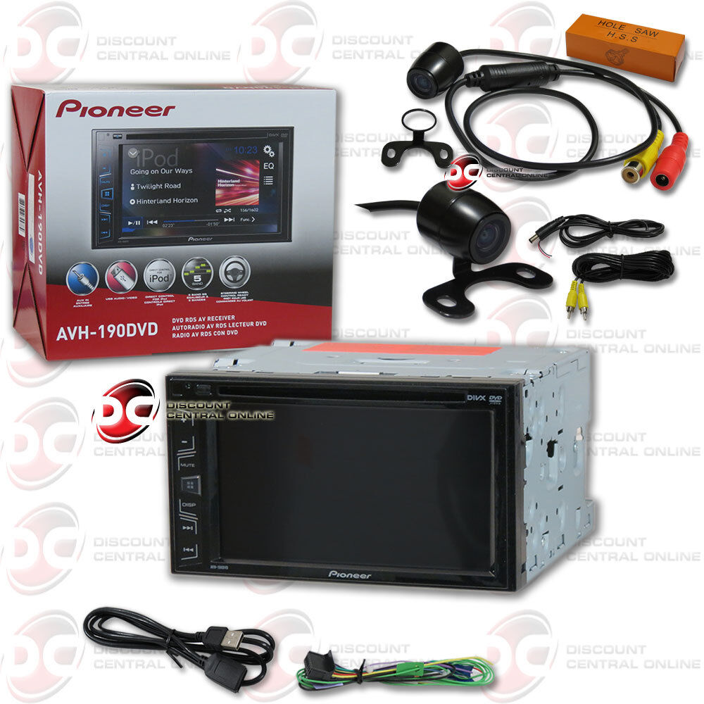 Pioneer Avh 190dvd Car Audio Wiring Diagrams For Stereos X3599uf