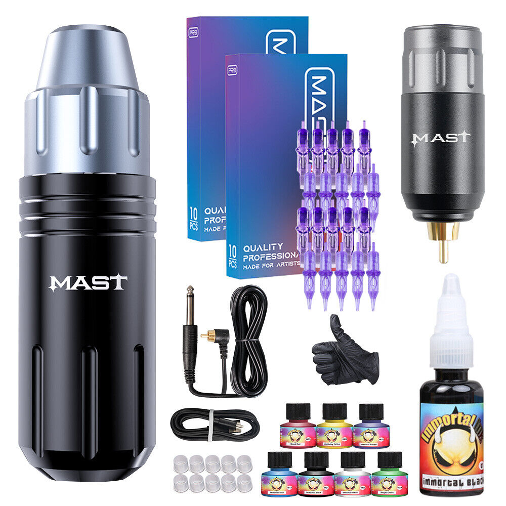 Tattoo And Piercing Supplies