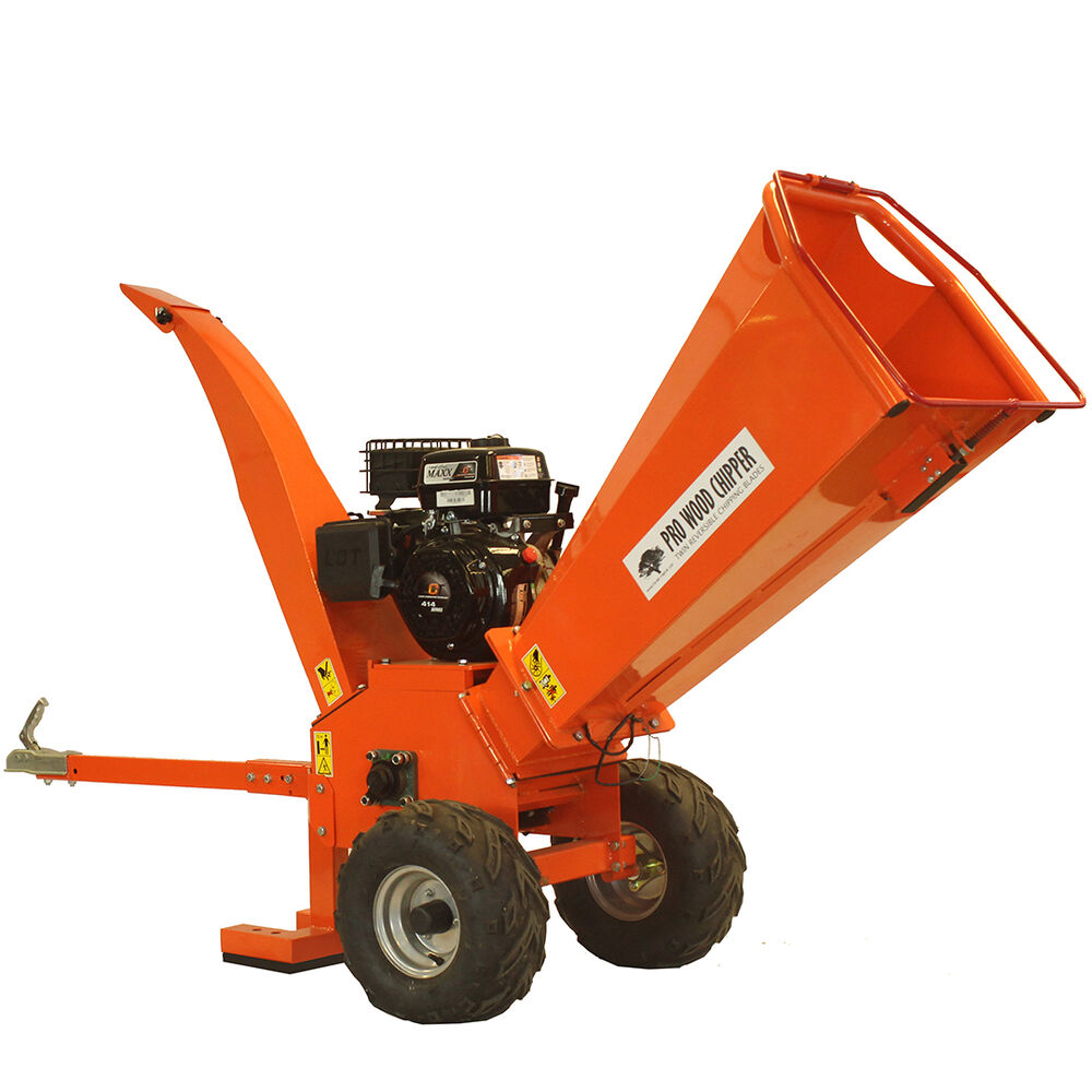 Home Mulcher Chipper