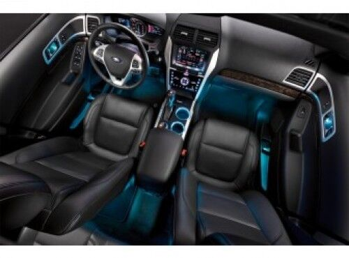2014 Ford Fusion Ambient Lighting