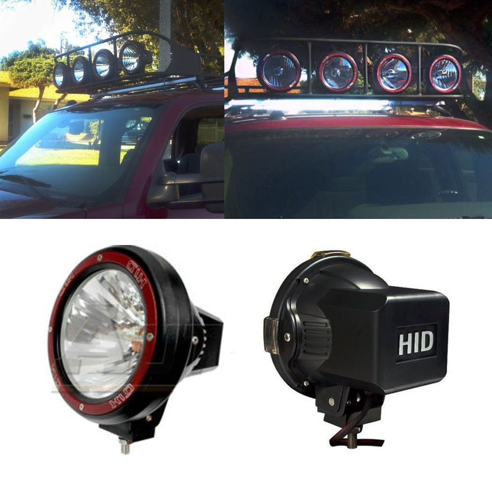 Rally Car Led Light Bar