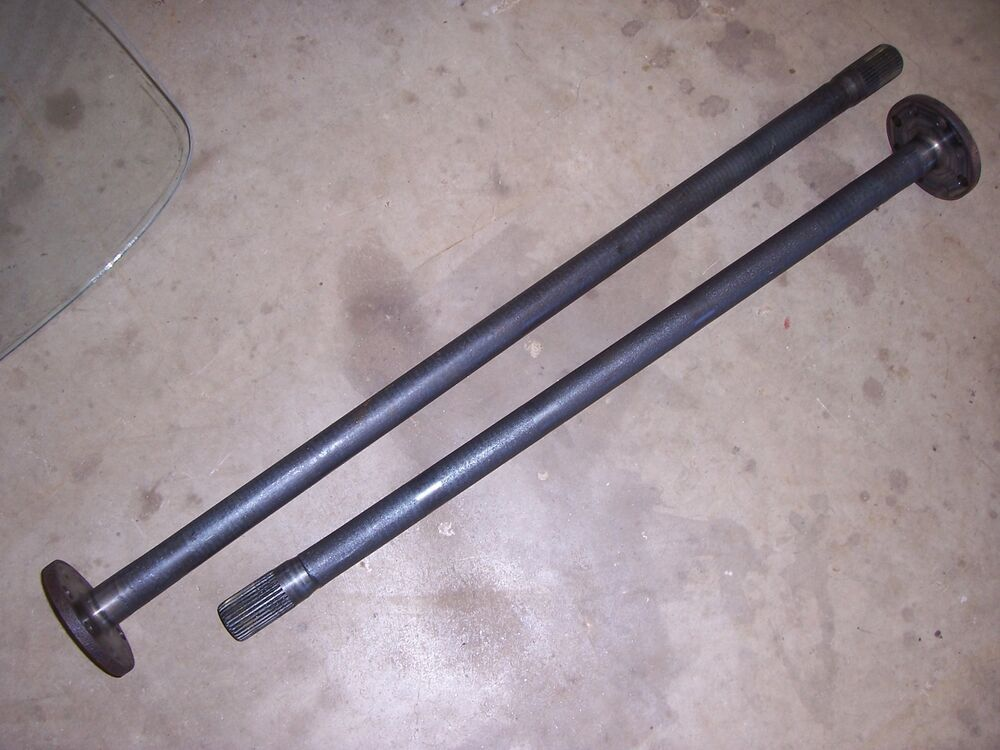 4 Chevy Diff 3 Front Ton