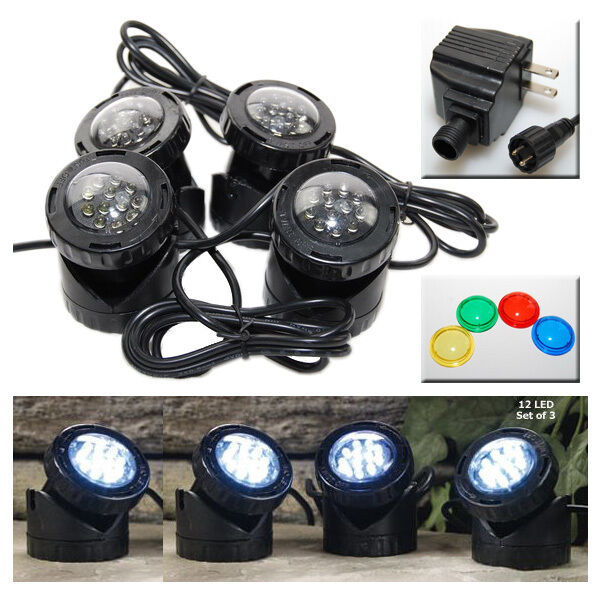Underwater Led Lights Small Fountains
