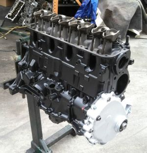 25L 4CYL REMANUFACTURED ENGINE JEEP WRANGLER CHEROKEE