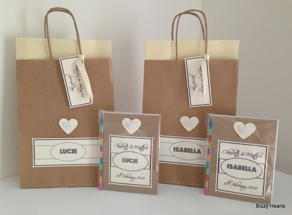 Personalised Childrens VINTAGE STYLE Activity Pack & Gift