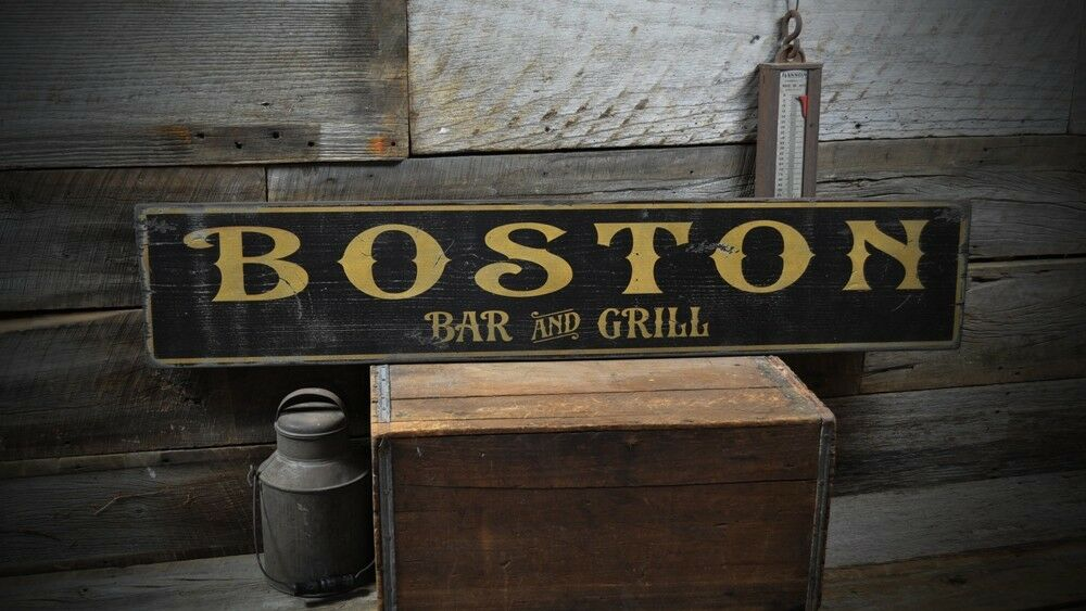 Vintage Wooden Signs Home Decor