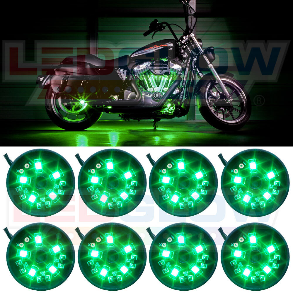 Led Glow Lights Motorcycle