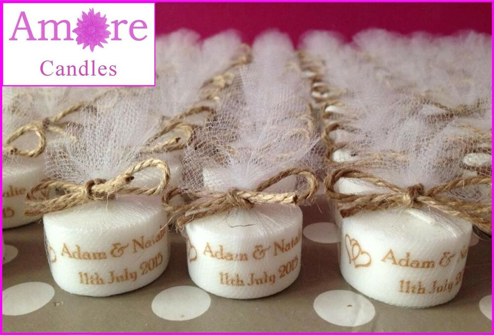 Christmas Wedding Favours