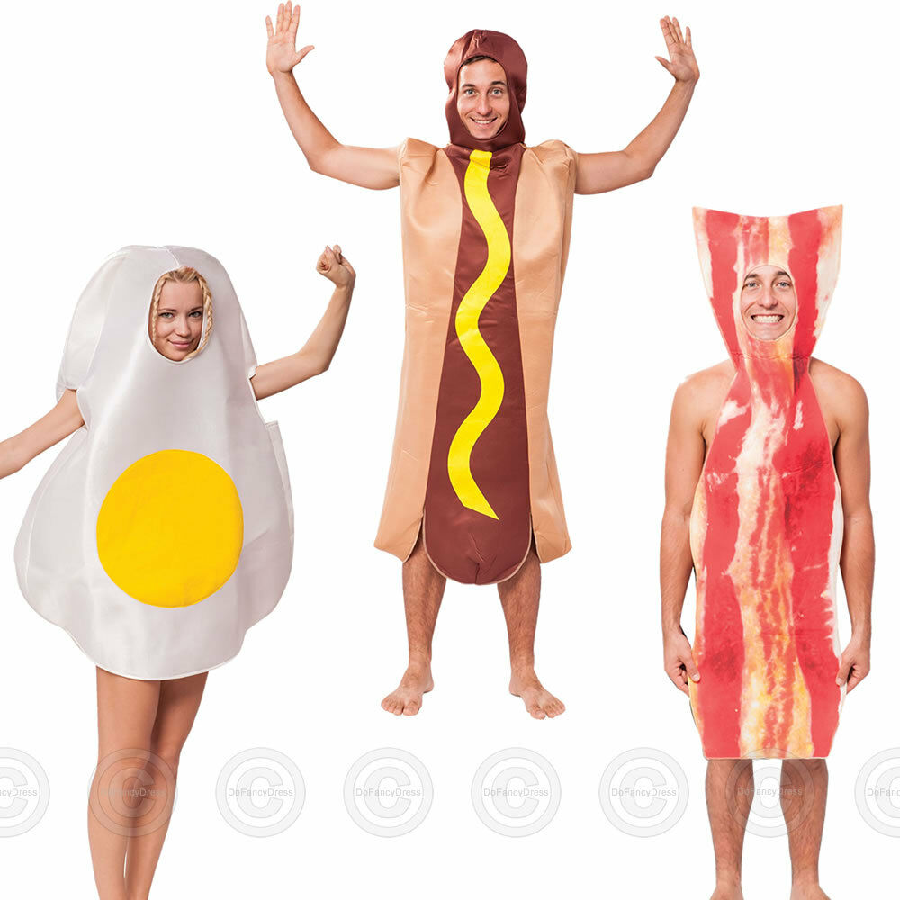 fast food halloween costumes