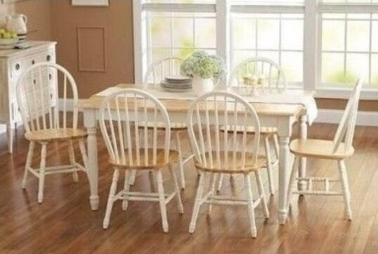 White Kitchen Dining Sets