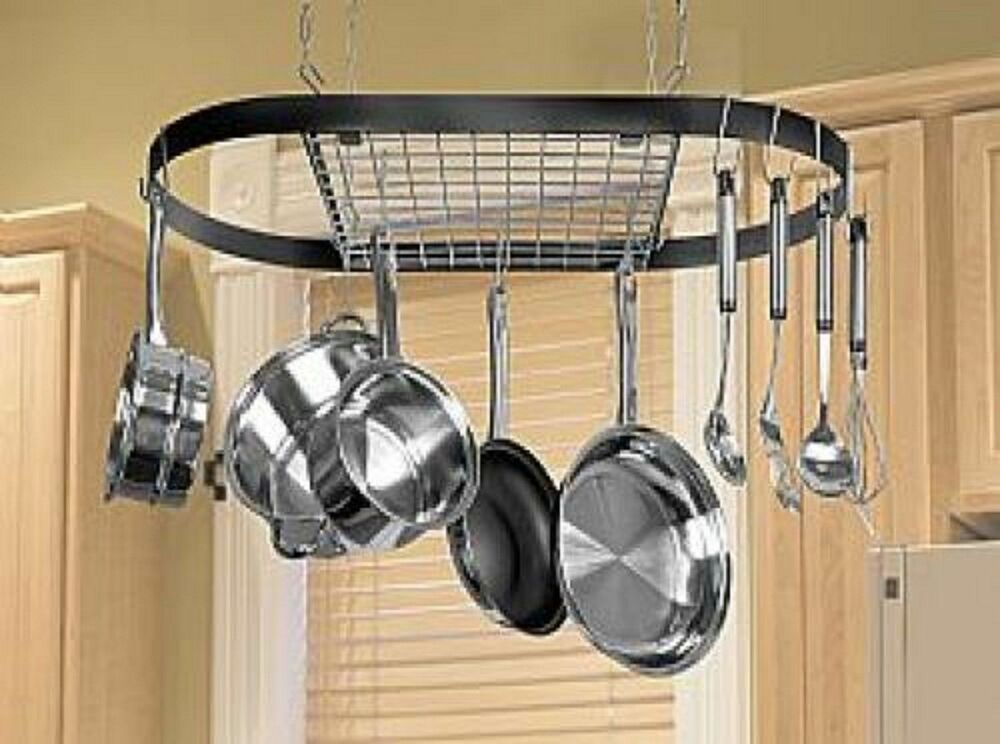 Pot Rack Ikea Hanging