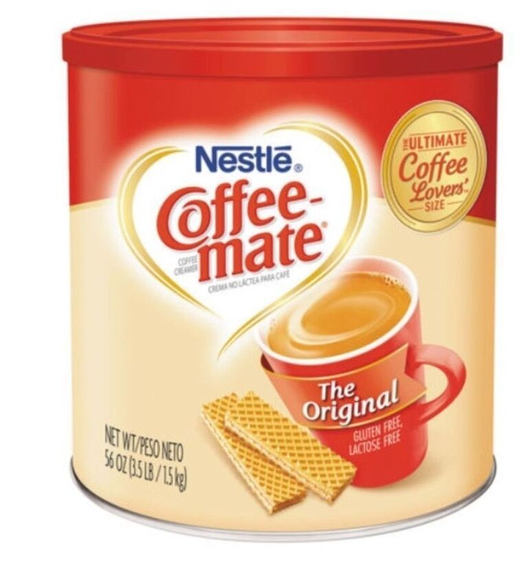 Oz Nestle Or 2 Powder Mate Larger Coffee Coffee Or Creamer 10 Liquid