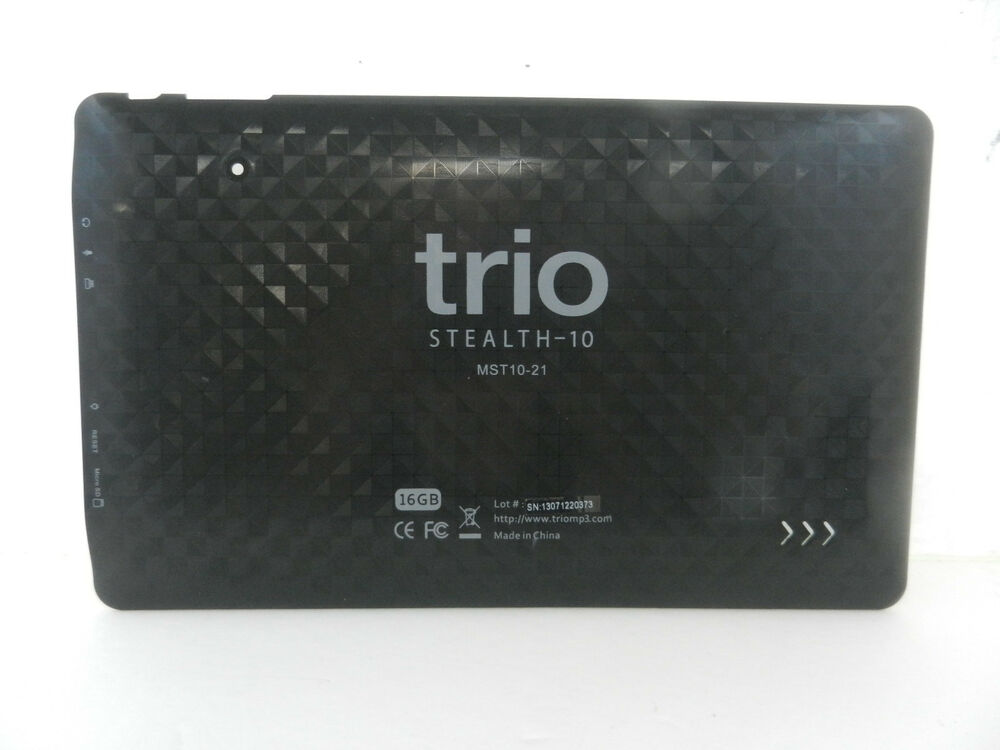 1 Stealth Trio Tablet 10