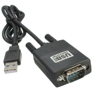 RS232 RS232 Serial to USB 20 PL2303 Cable Adapter