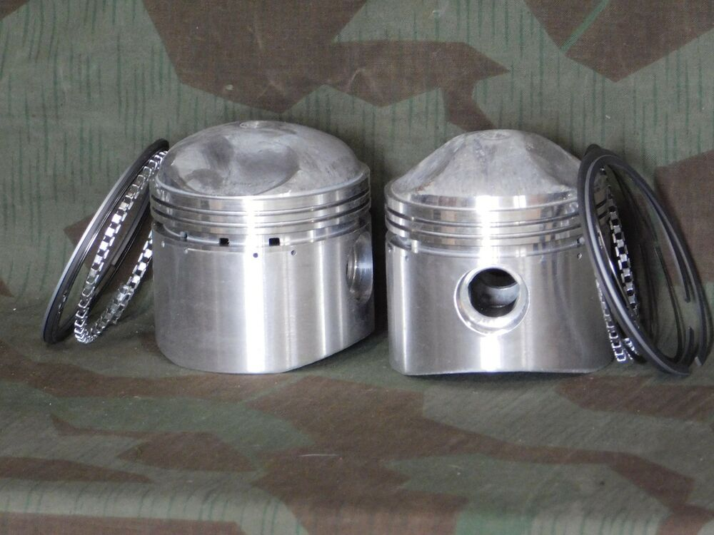 What Are Pistons Made