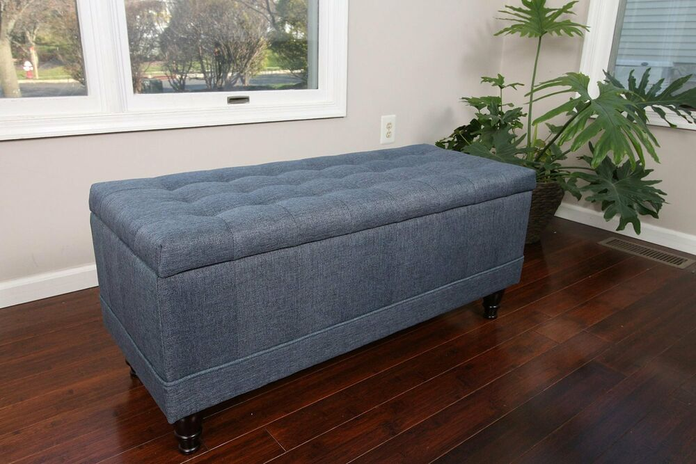 Tufted Fabric Coffee Table