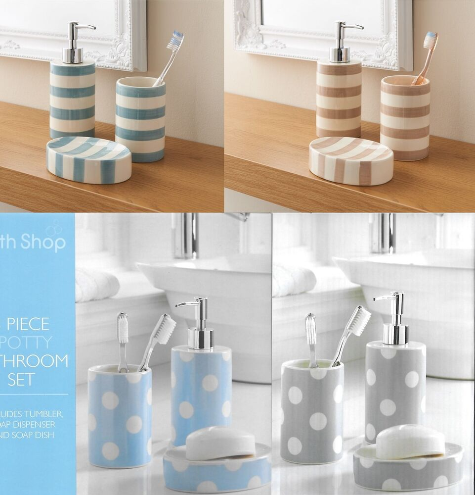Bathroom Holder Sets