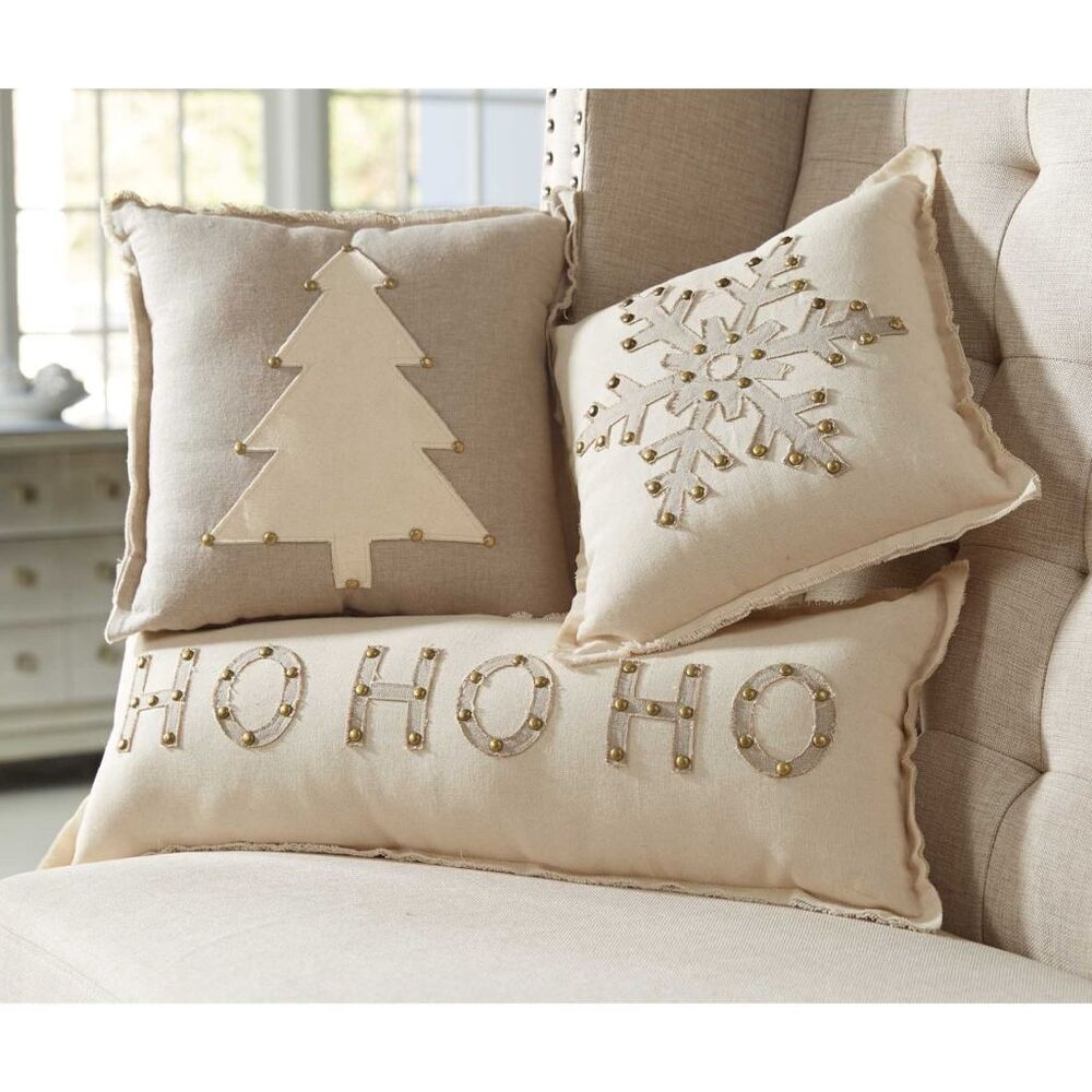 Home Accents Pillows