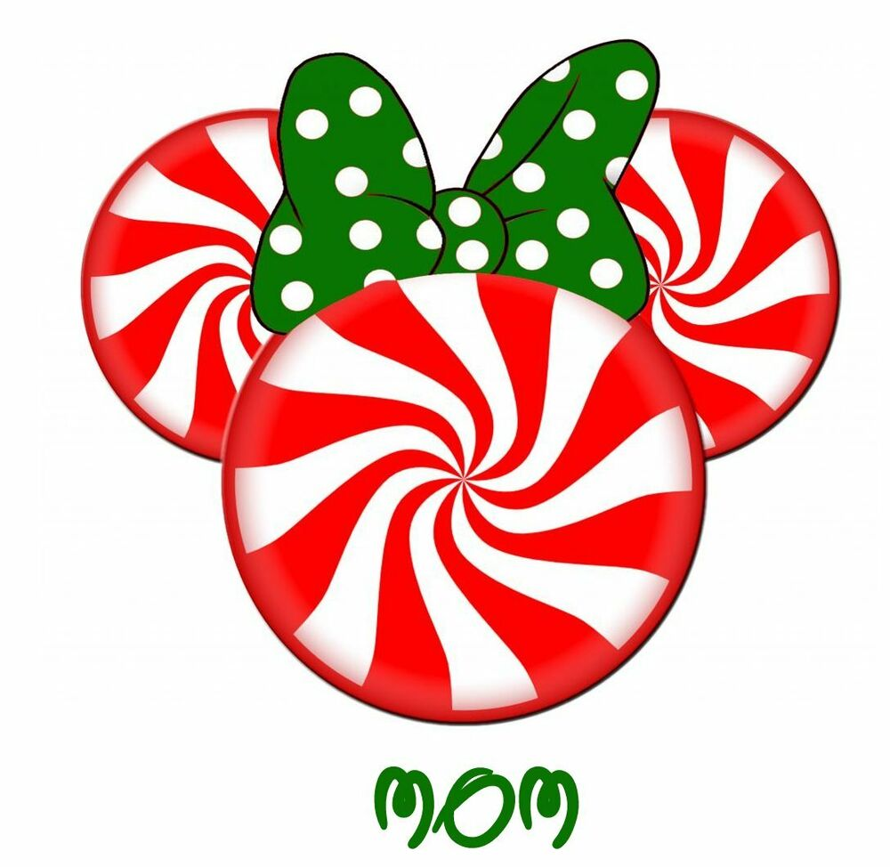 Minnie Mouse Christmas Clipart