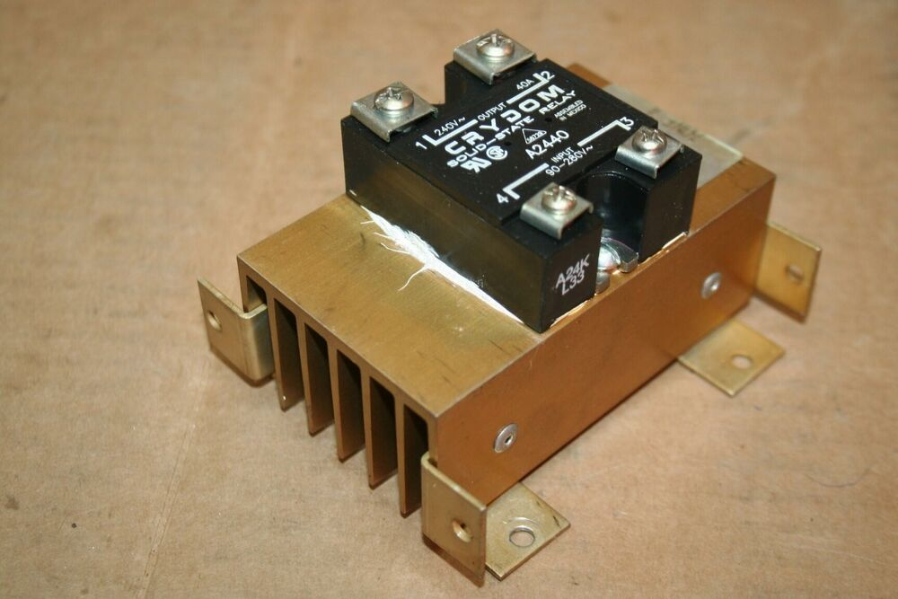 Crydom Solid State Relay A Used