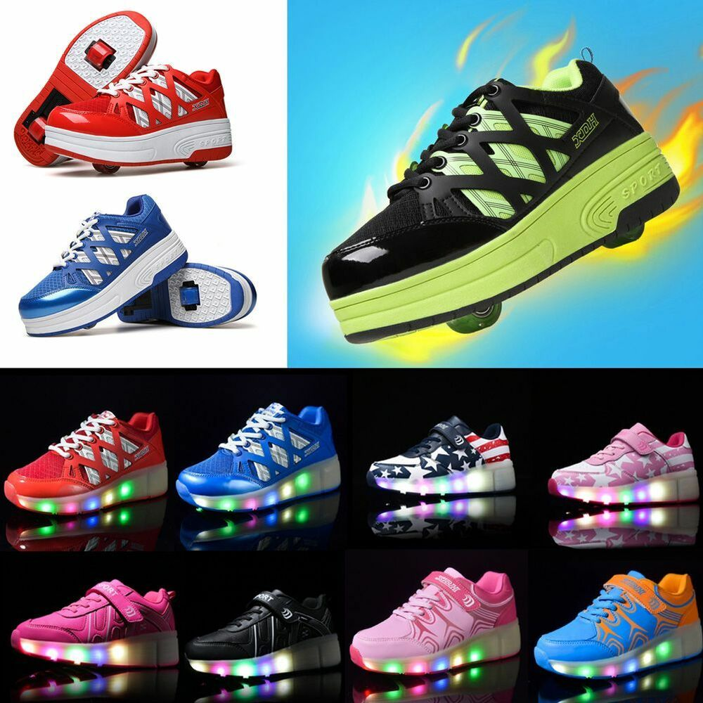 Children Led Light Shoes