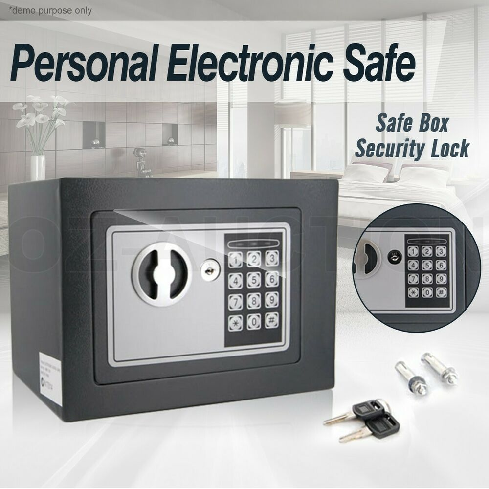 Personal Safe Security
