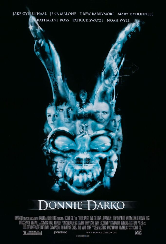 Image result for donnie darko poster
