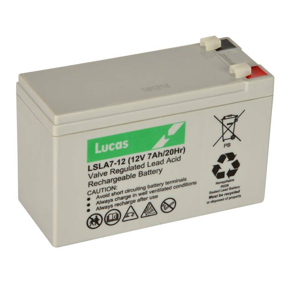 Peg Perego 12v Replacement Battery