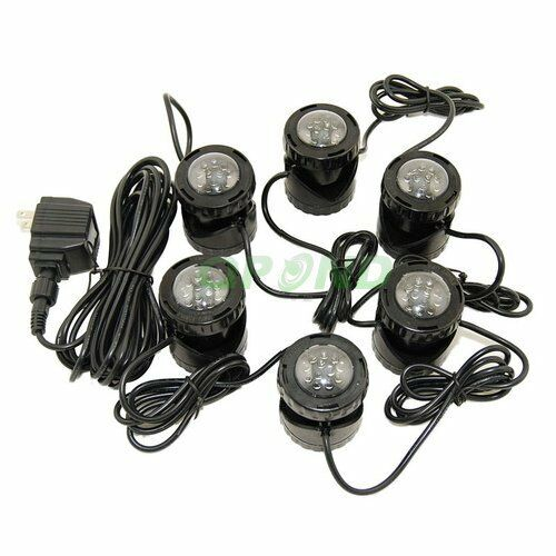 Led Ponds Underwater Lights