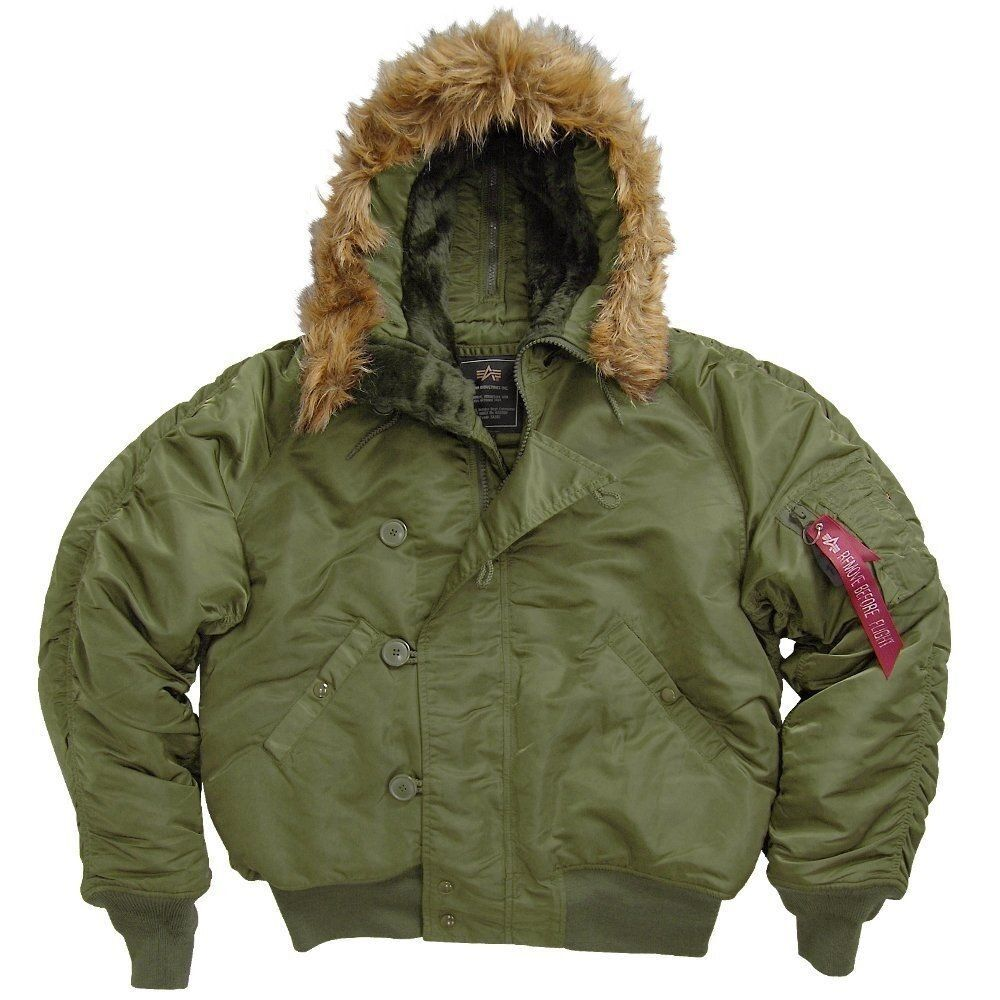 Air Force Flight Jackets Authentic