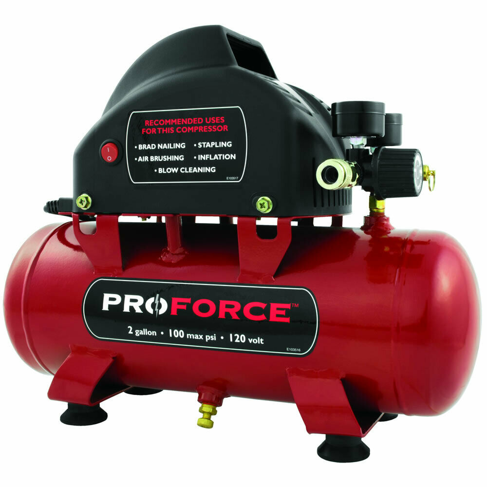 Compressor Gallon Force 2 Air Pro