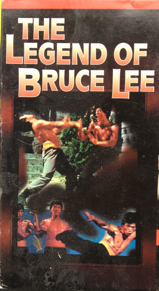 The Legend Of Bruce Lee VHS 2001 Martial Arts Theater 601643928234 EBay