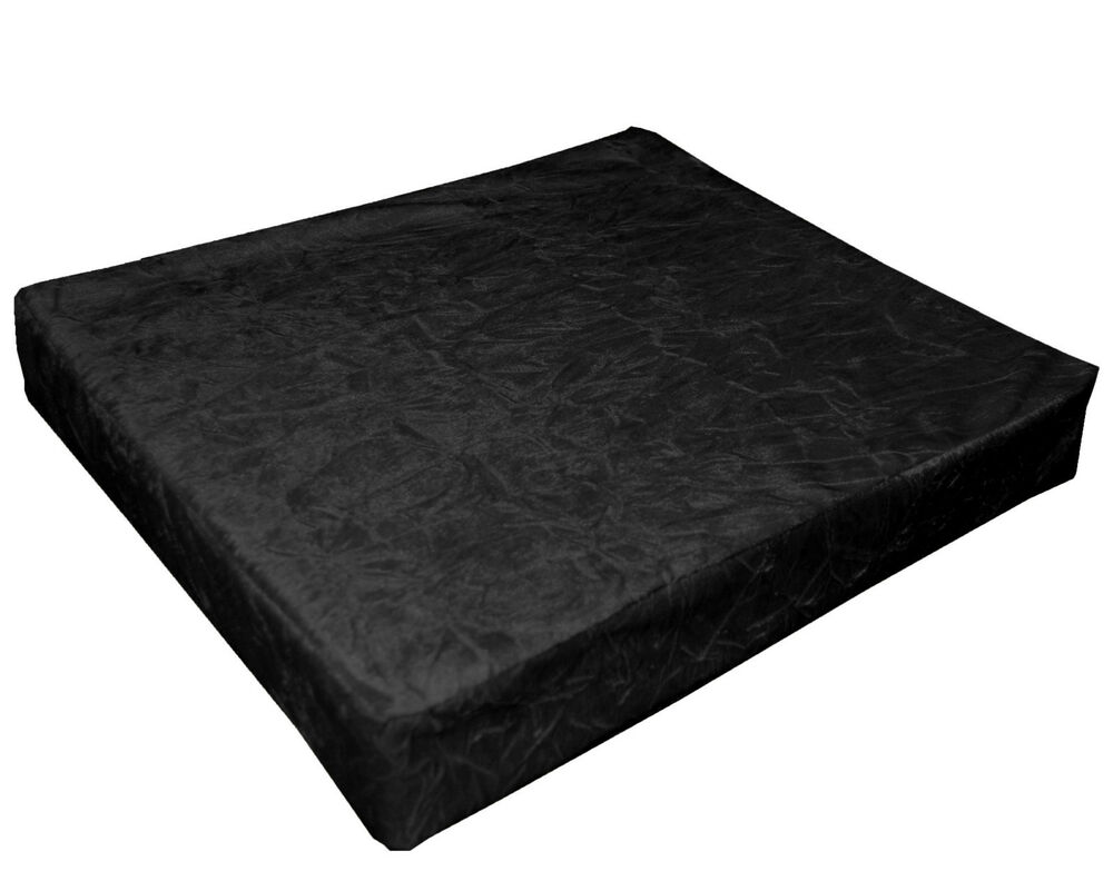 Sofa Velvet Seat Cushion Cover