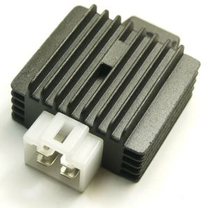 12v Full Wave Voltage Regulator Rectifier GY6 Scooter Moped ATV Motorcycle 150cc | eBay
