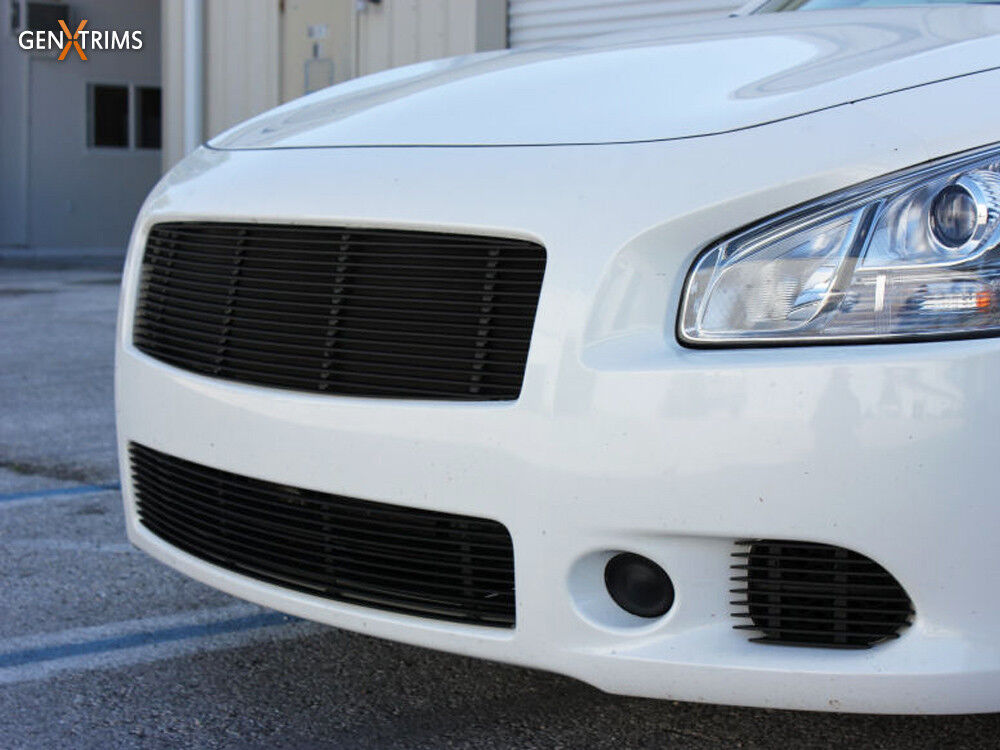 Inserts 2010 Grille Nissan Maxima