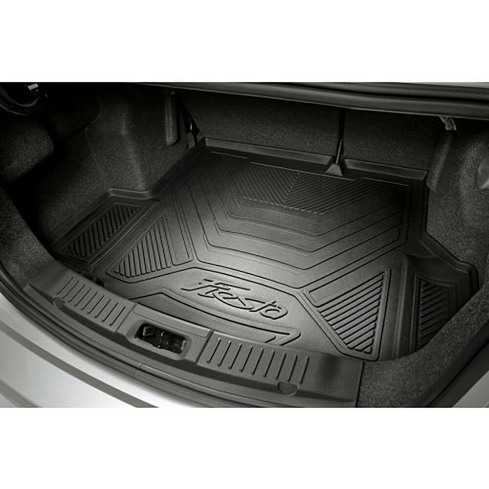 2014 2017 Ford Fiesta ST Trunk Cargo Protector Liner Mat