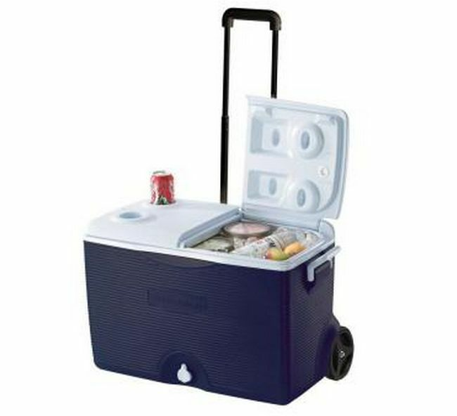 Outdoor Ice Chest Wheels