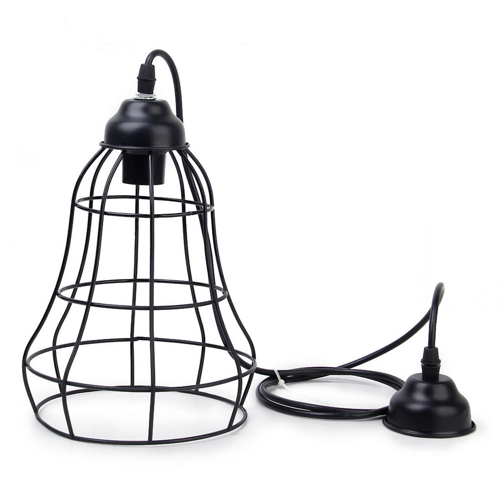 Metal Dome Pendant Light