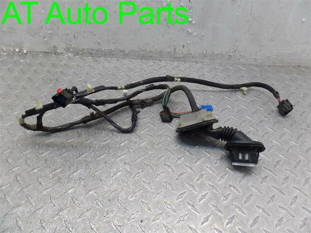 Jeep Grand Cherokee Driver Rear Door Wiring Harness