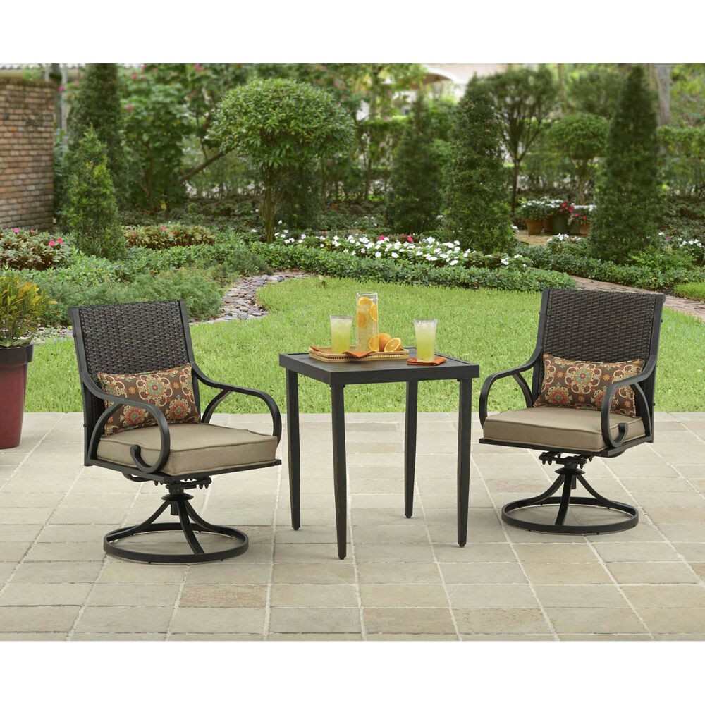 Mainstays Patio Furniture Cushions