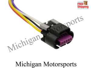 5 Wire Mass Air Flow Sensor Connector Pigtail MAF Fits GM 48 53 57 60 | eBay