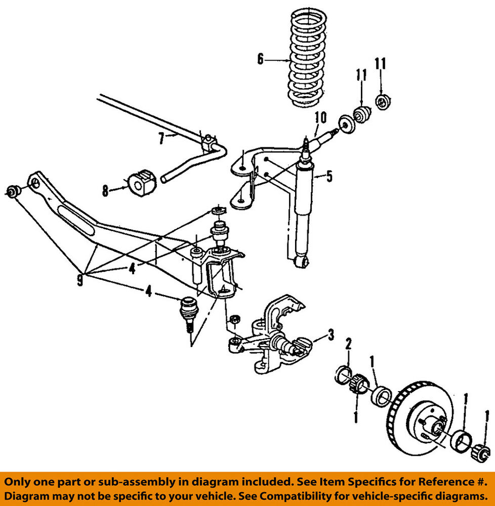 Ford Explorer Front Axle Diagram