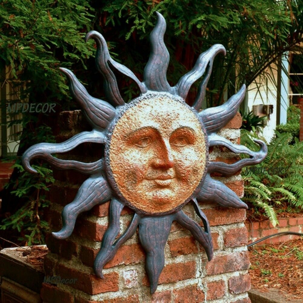 Sun Ornaments Outdoor